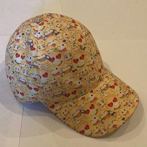 🍊3/$20 Emoji Baseball Cap